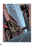 Justice League: View of a Deserted Road Posters