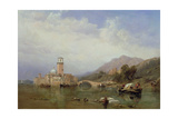 In the Gulf of Venice, 1848 Giclee Print by Clarkson R.A. Stanfield