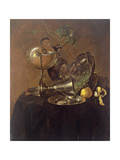 Still Life with a Nautilus Cup, 1632 Giclee Print by Jan Davidsz. de Heem