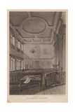 Interior of the Heralds College Giclee Print by Pieter Jansz. Quast