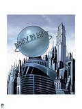 Superman: Dailey Planet Art