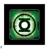 Green Lantern: Green Lantern Ring Symbol Print
