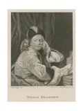 Thomas Killigrew, Dramatist and Theatre Manager Giclee Print by S. Harding