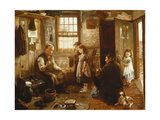 Anxious Moments, 1871 Giclee Print by Alexander M. Rossi