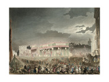 Bartholomew Fair, from Ackermann's 'Microcosm of London' Vol II Giclee Print by T. & Pugin Rowlandson