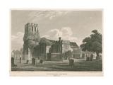 Tottenham Church, London Giclee Print by Pieter Jansz. Quast