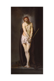 Christ at the Column, 1632 Giclee Print by Pieter Fransz. de Grebber