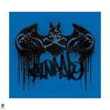 Batman: Blue and Black Image of the Bat Symbol Posters