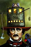 Edgar Allan Poe Affiche
