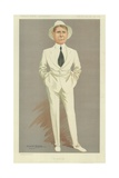Mr Robert Loraine Giclee Print by Alick P.f. Ritchie