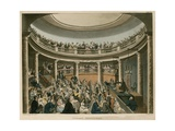 Surrey Institution, Southwark Giclee Print by T. & Pugin Rowlandson