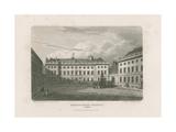 St Bartholomew's Hospital, Smithfield Giclee Print by Pieter Jansz. Quast