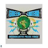 Green Lantern: Green Lantern: Intergalactic Police Force Prints