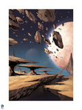 Superman: Rocky Planet Posters