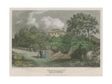 Child's Hill House, Hampstead, Middlesex Giclee Print by Pieter Jansz. Quast