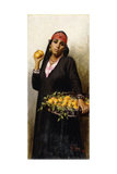 The Orange Seller, 1898 Giclee Print by Alexander M. Rossi