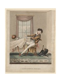 A Most Infernal Bad Egg, Print Made by H. Pyall, C.1825 Giclee Print by M. Egerton