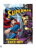 "Superman: ""Metropolis Face-Off"" Prints"