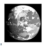 Superman: Earth (Black and White) Prints