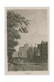 Highgate, Middlesex Giclee Print by Pieter Jansz. Quast