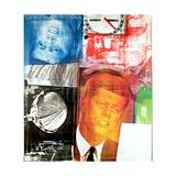 Untitled, 1964 Giclée-tryk af Robert Rauschenberg