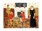 The Family of the Artist, 1911 Giclée-trykk av Henri Matisse