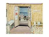 Interior, July 14th, Etretat, 1920 Giclee Print by Henri Matisse