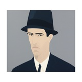 Alex, 1990 Giclee Print by Alex Katz