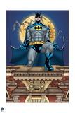 Batman: Batman on a Rooftop Posters