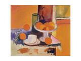 Still Life with Oranges II, 1899 Giclée-trykk av Henri Matisse