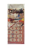 The Bed, 1955 Giclee Print by Robert Rauschenberg