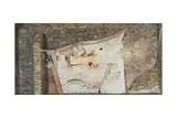 'Merzbarn' Wall Relief Impressão giclée por Kurt Schwitters