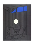 Dining Recess, 1972 Giclee Print by Patrick Caulfield