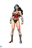 Justice League: Wonder Woman Print