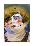 Cameriera Giclee Print by Otto Dix