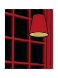 Interior: Night, 1971 Giclee Print by Patrick Caulfield