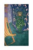 Corner of the Artist's Studio, 1912 Giclée-trykk av Henri Matisse