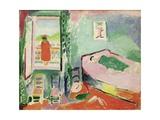 Collioure Interior, 1905 Giclee Print by Henri Matisse