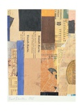 Untitled, 1928 Giclee Print by Kurt Schwitters