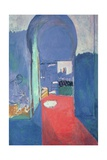 Entrance to the Casbah, 1912-13 Reproduction procédé giclée par Henri Matisse
