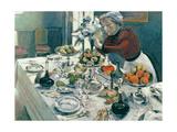 The Dinner Table, 1896-97 Impression giclée par Henri Matisse