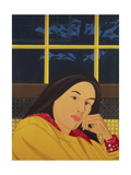West Interior, 1979 Giclee Print by Alex Katz
