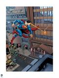 Superman: Superman Laser Vision Posters