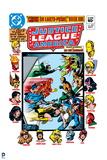 Justice League: Justice League America No 207 (Color) Art