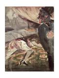 Crime, 1922 Giclée-Druck von Otto Dix