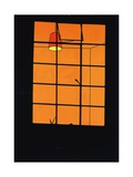 Window at Night, 1969 Giclée-tryk af Patrick Caulfield
