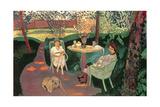 Tea, 1919 Giclée-trykk av Henri Matisse