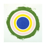 Half, 1959 Giclee Print by Kenneth Noland