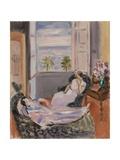 Confidence, 1922 Giclée-trykk av Henri Matisse