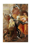 The Seven Deadly Sins, 1933 Giclee Print by Otto Dix